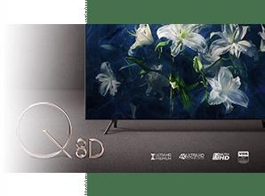 Samsung Q8D - QLED TV