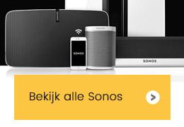 Bekijk alle Sonos