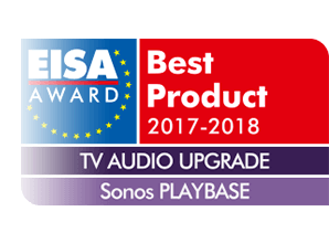 Sonos Playbase - EISA Best Product Award