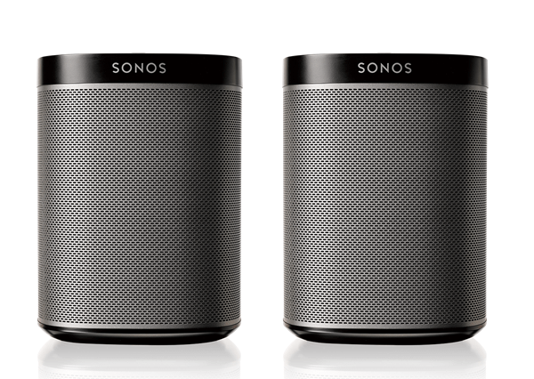 Sonos Starterpack 2 PLAY:1s