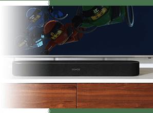 Sonos Beam - Geluid