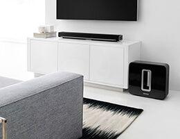 Sonos Beam Sonos Sub - Krachtig geluid