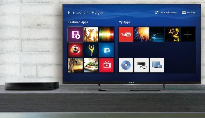 Sony BDP-S1700 - Internet