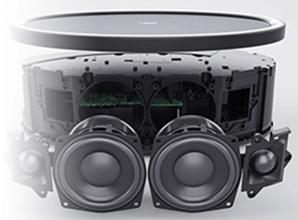Yamaha MusicCast 50 - Krachtig geluid