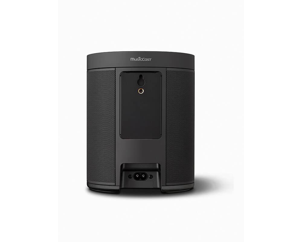 yamaha musiccast 20 zwart wx 021 wifi speakers. Black Bedroom Furniture Sets. Home Design Ideas