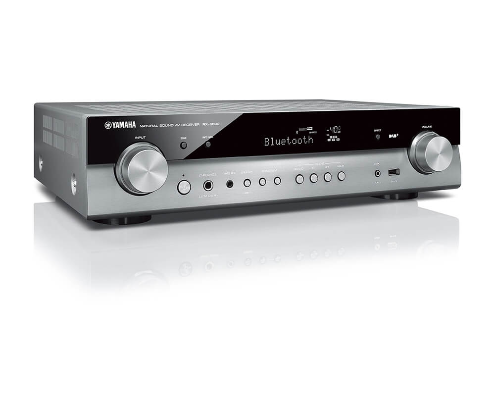 yamaha rx s602 dab titanium receivers plattetv uw. Black Bedroom Furniture Sets. Home Design Ideas