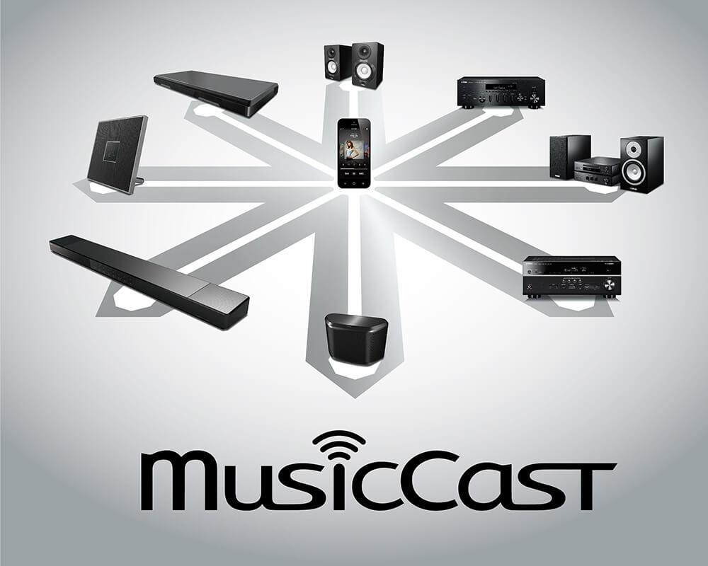 yamaha yas 306 musiccast zwart soundbars plattetv uw. Black Bedroom Furniture Sets. Home Design Ideas