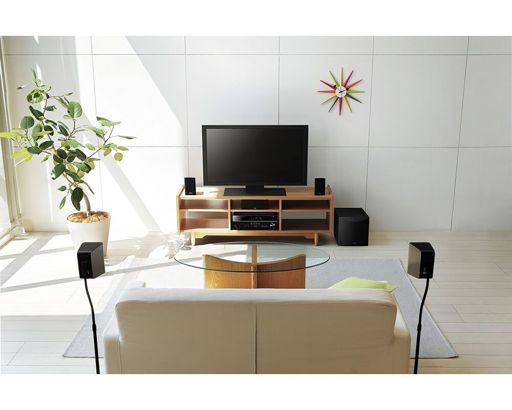 yamaha yht 4950 home cinema sets plattetv uw. Black Bedroom Furniture Sets. Home Design Ideas