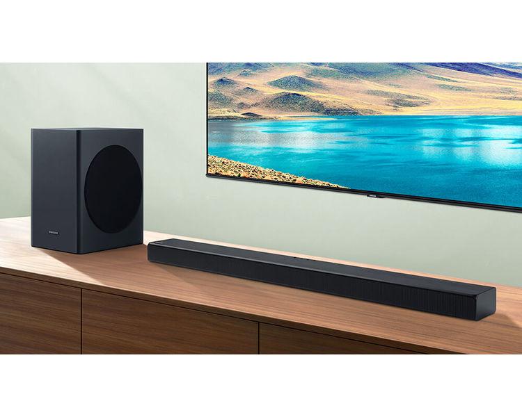 Samsung HW-T650 (Soundbars) - PlatteTV - Uw Specialist in Televisie & Audio