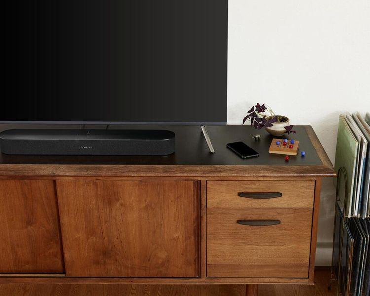 Sonos 5.0 surround set beam