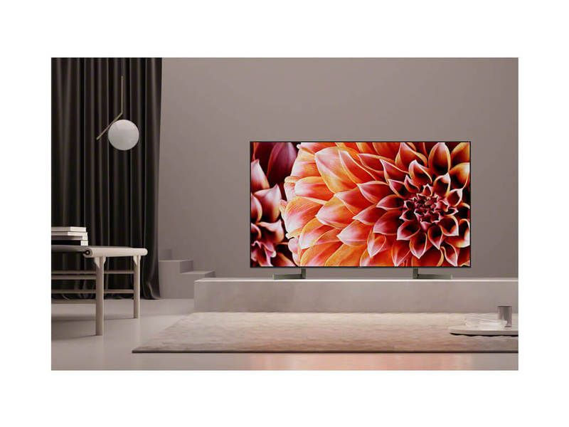 sony kd 49xf9005 4k uhd tv plattetv uw specialist in televisie audio. Black Bedroom Furniture Sets. Home Design Ideas