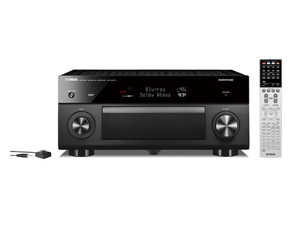 yamaha rx a1070 zwart receivers plattetv uw. Black Bedroom Furniture Sets. Home Design Ideas