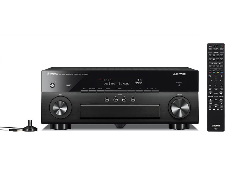 yamaha rx a880 zwart receivers plattetv uw. Black Bedroom Furniture Sets. Home Design Ideas