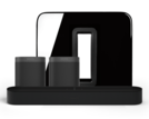 Sonos 5.1 Home Cinema Set Beam en One SL Zwart