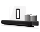 Sonos 5.1 Home Cinema Set Playbar en Play:1 Wit