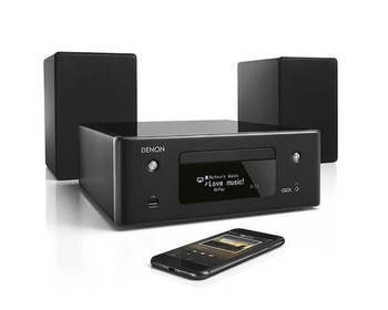 Denon CEOL N10 Zwart Reviews