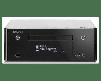 Denon CEOL RCD-N9 Zwart Reviews
