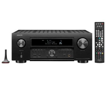 Denon AVC-X6500H Zwart