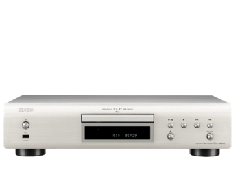 Denon DCD-800NE Zilver Reviews