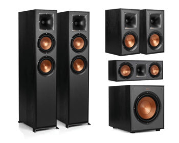 Klipsch R-620-F 5.1 Home Cinema Set
