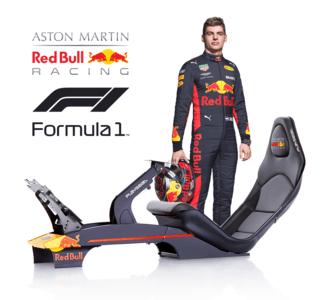 Playseat® F1 Aston Martin Red Bull Racing Reviews