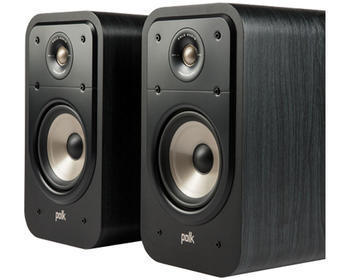 Polk Signature S20E Zwart (per paar) Reviews