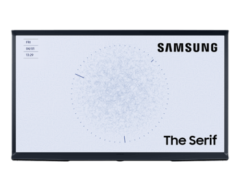 Samsung The Serif QE55LS01RBS Blauw Reviews
