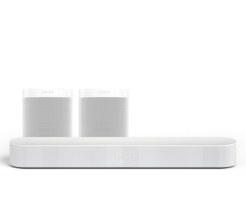 Sonos 5.0 Surround Set Beam en One SL Wit