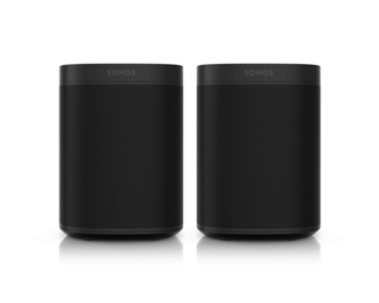Sonos One Zwart (Bundel) Reviews