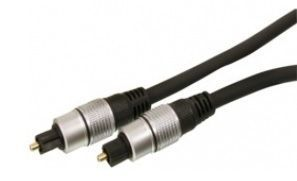 5 Meter Toslink Audio Kabel High End