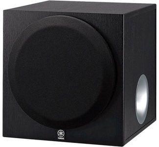 yamaha yst sw 012 zwart uitlopende modellen plattetv uw specialist in televisie audio. Black Bedroom Furniture Sets. Home Design Ideas