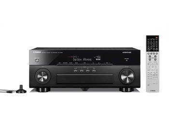 Yamaha RX-A860 Zwart