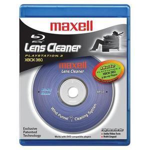 Blu-ray Lens Cleaner
