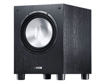 Canton SUB 10.3 Zwart Reviews