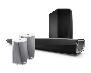 Denon HEOS 5.1 Home Cinema Pakket 1 Wit