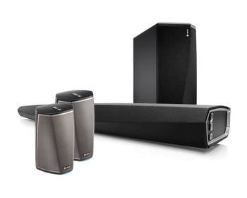 Denon HEOS 5.1 Home Cinema Pakket 1