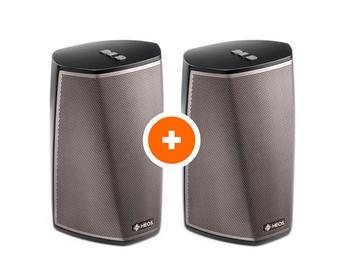 Denon HEOS 1 HS2 Duopack Zwart Reviews