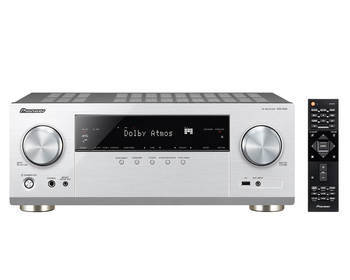 Pioneer VSX-933 Zilver Reviews