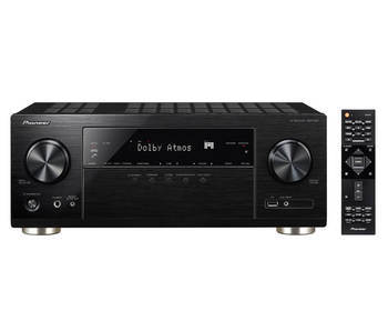 Pioneer VSX-933 Zwart Reviews