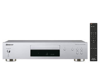 Pioneer PD-10AE Zilver