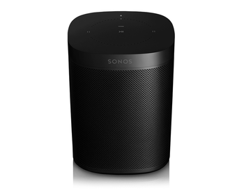 Sonos One Zwart Reviews