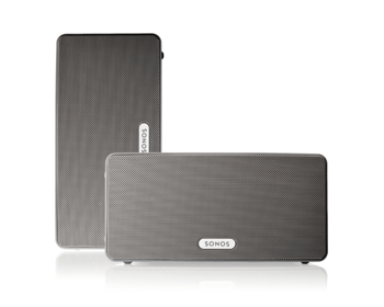Sonos Play:3 Wit (Bundel)
